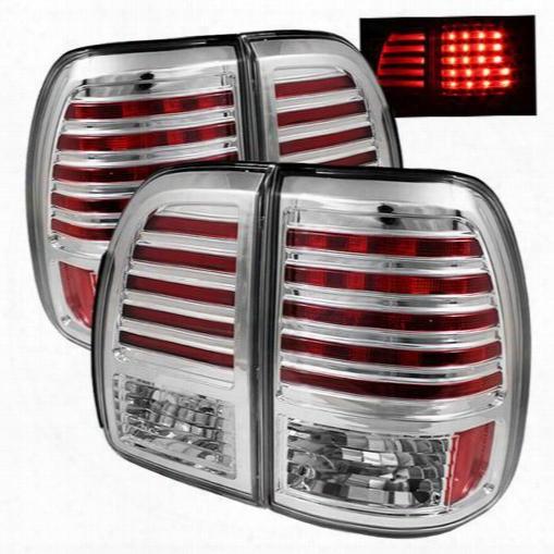 Spyder Auto Group Spyder Auto Group Led Tail Lights - 5005908 5005908 Tail & Brake Lights