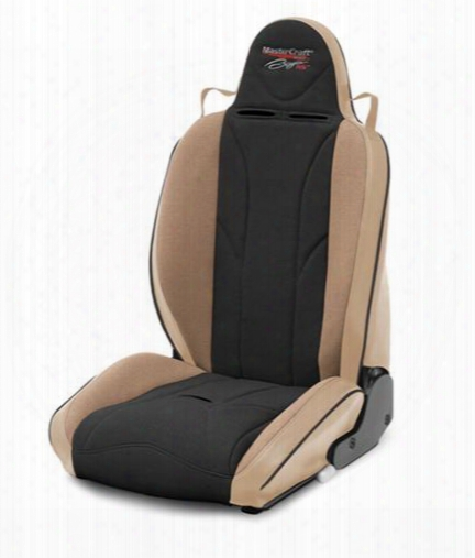 Mastercraft Safety Mastercraft Safety Baja Rs Reclining Seat (tan/ Black/ Haze) - 506018 506018 Seats