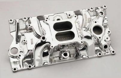 Edelbrock Edelbrock Performer Rpm Vortec Intake Manifold (polished) - 71161 71161 Intake Manifold