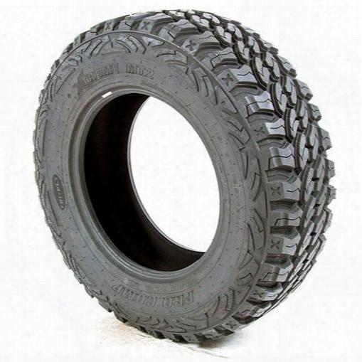 Pro Comp Tires Pro Comp 37x12.50r20 Tire, Xtreme Mt2 - 701237 701237 Pro Comp Xtreme M/t 2 Radial