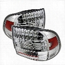 Spyder Auto Group Spyder Auto Group LED Tail Lights - 5007070 5007070 Tail & Brake Lights