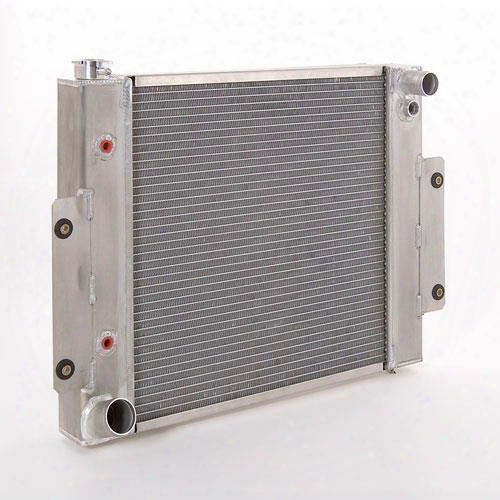 Be Cool Be Cool Replacement Aluminum Radiator With Amc 304 Engine And Automatic Transmission - 62027 62027 Radiator