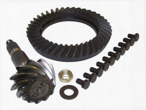 Crown Automotive Crown Automotive Dana 44 Tj Rear 3.73 Ratio Ring And Pinion - 5103016ab 5103016ab Ring And Pinions