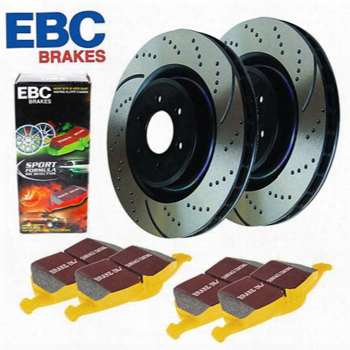 Ebc Brakes Ebc Brakes Stage 5 Superstreet Brake Kit - S5kr1182 S5kr1182 Disc Brake Pad And Rotor Kits