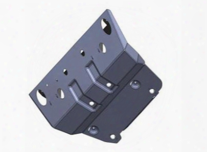 Arb 4x4 Accessories Arb Under Vehicle Protection Skid Plate (gray Powdercoat) - 5421110 5421110 Skid Plates