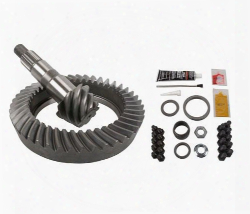 Crown Automotive Crown Automotive Dana 44 Jk 1/2 Bolt Rear 3.21 Ratio Ring And Pinion - 68035568aa 68035568aa Ring And Pinions