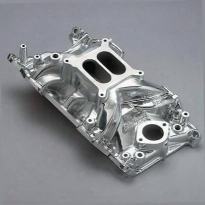 Edelbrock Edelbrock Performer Rpm 340/360 Intake Manifold (polished) - 71761 71761 Intake Manifold