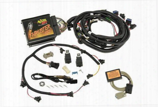 Accel Accel Performance Dfi Thruster Efi System - 77010 77010 Fuel Injection Kits