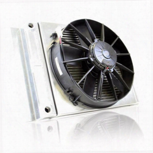 Griffin Thermal Products Griffin Thermal Products Off-road Fluid Cooler/fan Kit - Cxu-00001 Cxu-00001 Radiator Electric Fan Combination Kit