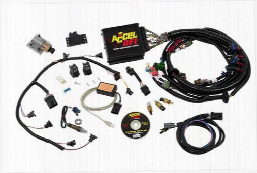 Accel Accel Gen Vii Spark/fuel Kit - 77030u-2 77030u-2 Fuel Injection Kits