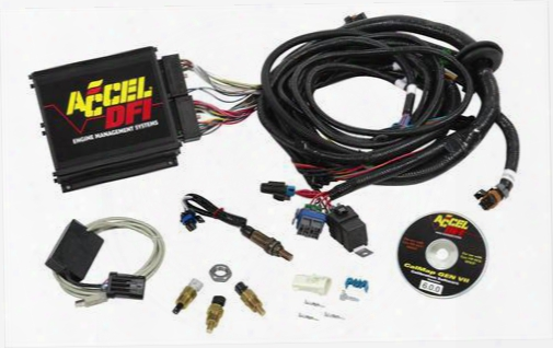 Accel Accel Performance Dfi Thruster Efi System - 77016 77016 Fuel Injection Kits