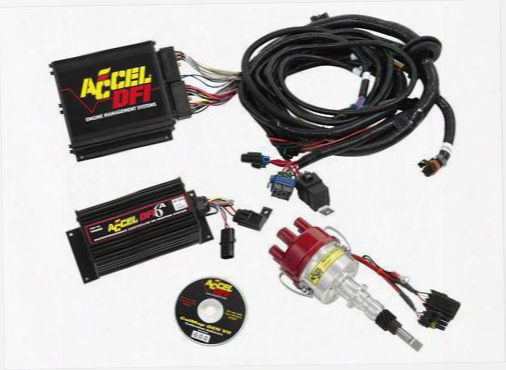 Accel Accel Performance Dfi Thruster Efi System - 77017 77017 Fuel Injection Kits
