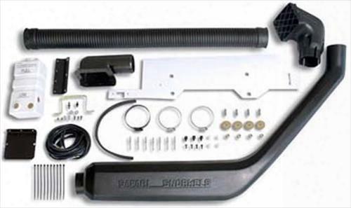 Arb 4x4 Accessories Arb Safari Snorkel Intake Kit - Ss1195hf Ss1195hf Air Snorkel