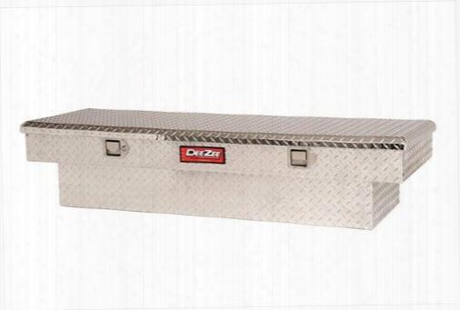 Dee-zee Dee Zee Red Label Single Lid Crossover Toolbox - Dz8170d Dz8170d Truck Bed Rail To Rail Toolbox