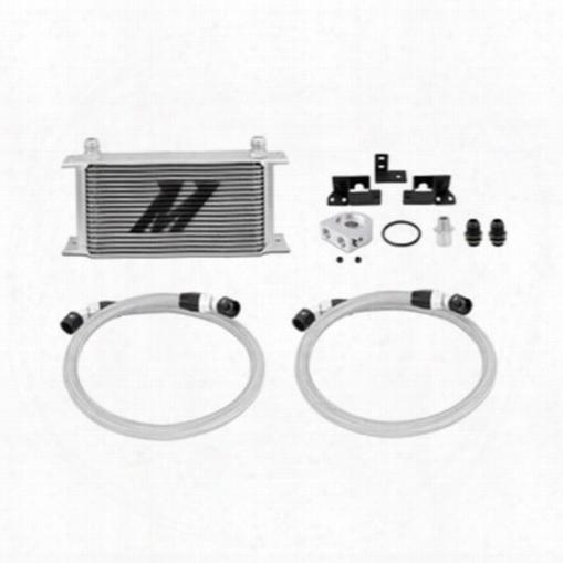 Mishimoto Mishimoto Oil Cooler Kit - Mmocwra-07bk Mmocwra-07bk Engine Oil Cooler