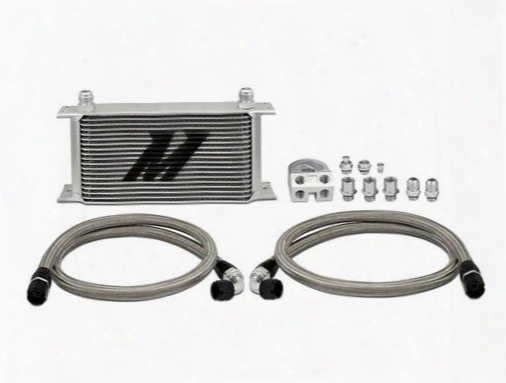 Mishimoto Mishimoto Thermostatic Oil Cooler - Mmoc-ult Mmoc-ult Engine Oil Cooler