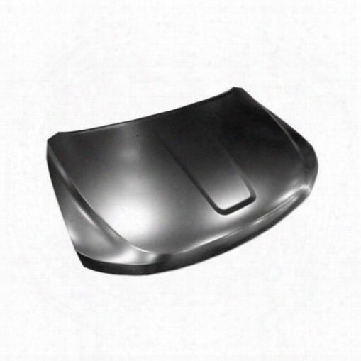 Omix-ada Omix-ada Aluminum Replacement Hood - 12046.01 12046.01 Replacement Hoods
