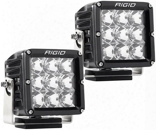 Rigid Industries Dually Xl Series Led Flood Light 322113 Offroad Racing, Fog & Driving Lights