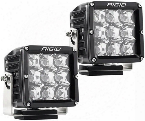 Rigid Industries Dually Xl Series Led Spot Light 322213 Offroad Racing, Fog & Driving Lights