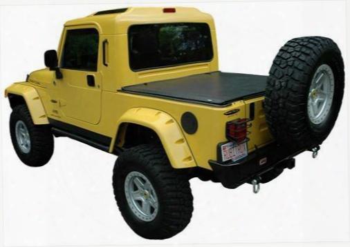 Truxedo Truxedo Lo Pro Qt Soft Roll Up Tonneau Cover - 540501 540501 Tonneau Cover