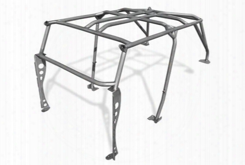 Poison Spyder Customs Poison Spyder Fully Welded Cage Kit - 15-19-010-w 15-19-010-w Roll Cages & Roll Bars