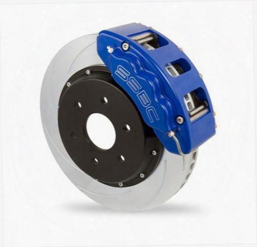 Stainless Steel Brakes Stainless Steel Brakes V6 6-piston Disc To Disc Upgrade Kit (anodized) - A126-52 A126-52 Disc Brake Conversion Kits
