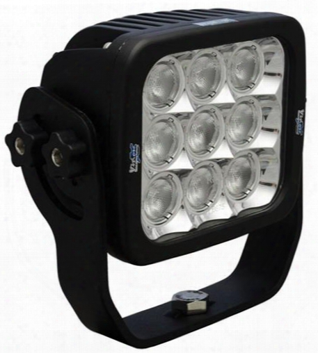 Vision X Lighting Vision X Lighting 4 Inch Square Explorer Wide Beam Led Light - 9111919 9111919 Offroad Racing, Fog & Driving Lights