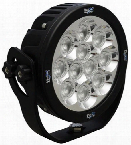 Vision X Lighting Vision X Lighting 6 Inch Round Explorer Wide Beam Led Light - 9112367 9112367 Offroad Racing, Fog & Driving Lights
