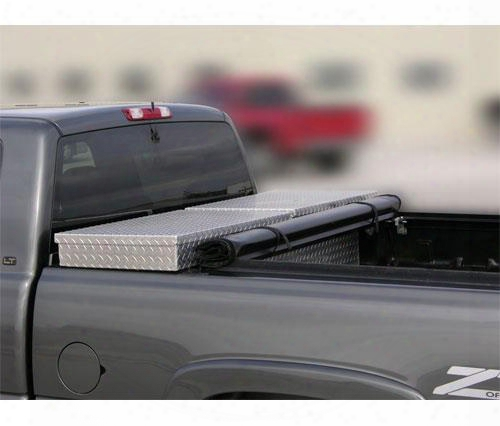Access Cover Access Cover Tool Box Edition Soft Roll Up Tonneau Cover - 61109 61109 Tonneau Cover