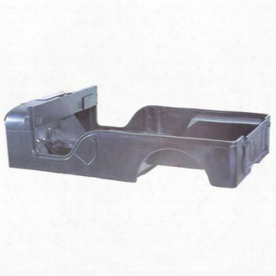 Omix-ada Omix-ada Steel Body Tub Kit - 12001.14 12001.14 Body Tub Kits