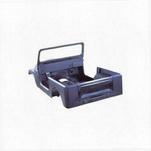 Omix-ada Omix-ada Steel Body Tub Kit - 12001.17 12001.17 Body Tub Kits