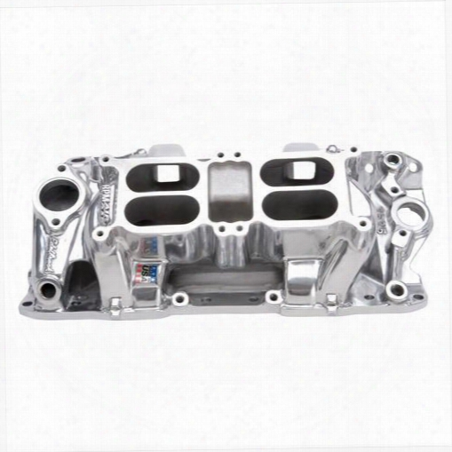 Edelbrock Edelbrock Rpm Expose Gap Dual-quad Intake Manifold - 75251 75251 Intake Manifold