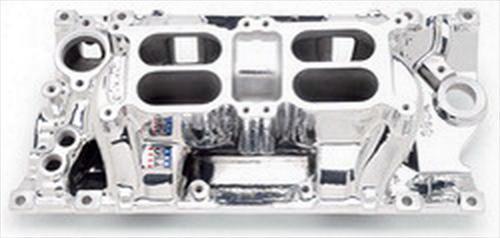 Edelbrock Edelbrock Rpm Dual-quad Air Gap Vortec Intake Manifold (endura) - 75264 75264 Intake Manifold
