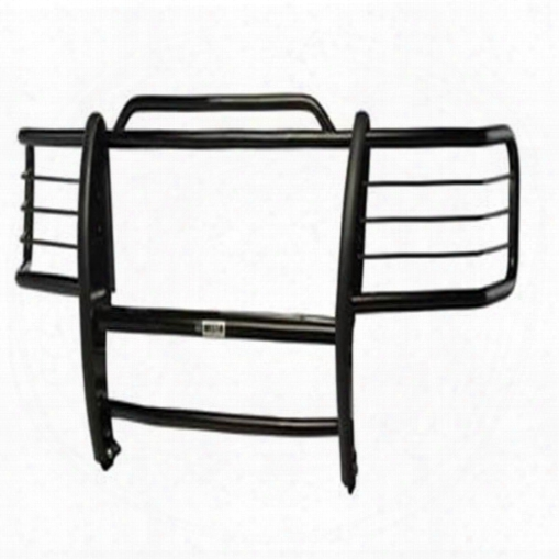 Westin Westin Sportsman 1-piece Grille Guard (polished) - 45-3650 45-3650 Grille Guards