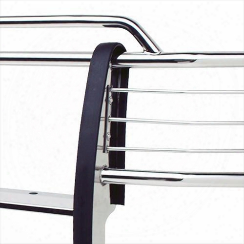 Westin Westin Sportsman 1-piece Grille Guard (polished) - 45-3700 45-3700 Grille Guards