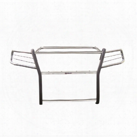 Westin Westin Sportsman 1-piece Grille Guard (stainless Steel) - 45-3840 45-3840 Grille Guards