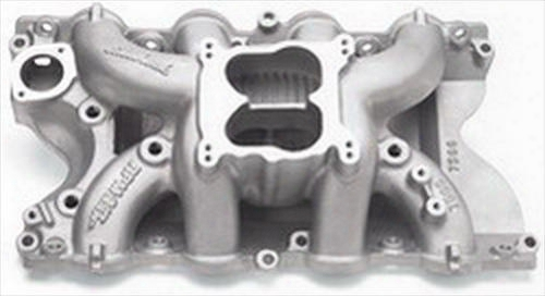 Edelbrock Edelbrock Performer Rpm Air-gap 460 Intake Manifold (natural) - 7566 7566 Intake Manifold
