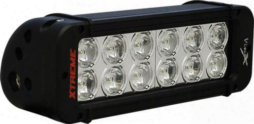 Vision X Lighting Vision X Lighting 8 Inch Xmitter Prime Xtreme Narrow Beam Led Light Bar - 9115603 9115603 Offroad Racing, Fog & Driving Lights