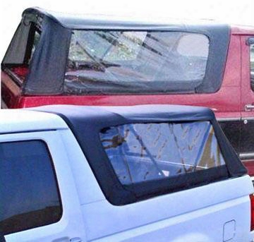 Rampage Rampage Complete Soft Top (black) - 98501 98501 Soft Tops