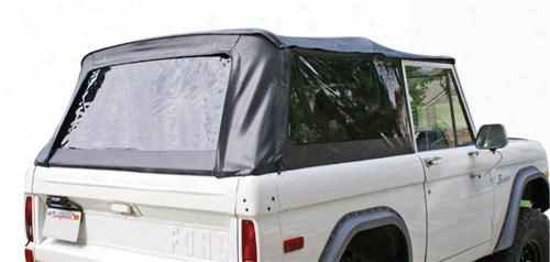 Rampage Rampage Complete Soft Top (white) - 98402 98420 Soft Tops