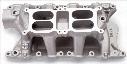 Edelbrock Edelbrock RPM Air Gap Dual-Quad Intake Manifold - 7585 7585 Intake Manifold