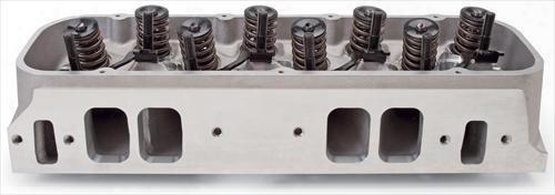 Edelbrock Edelbrock Victor Jr 24 Deg Rectangular Port Cylinder Head - 77489 77489 Cylinder Head