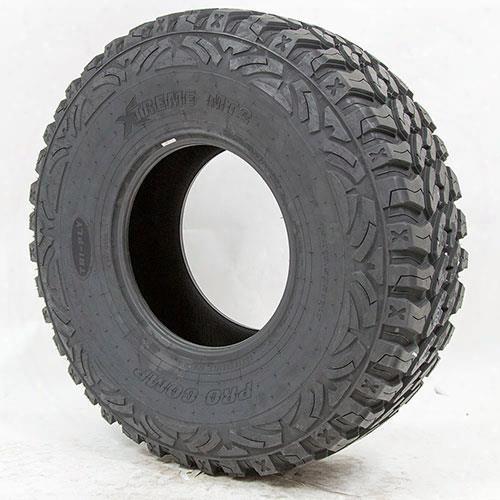Pro Comp Tires Pro Comp 40x13.50r17 Tire, Xtreme Mt2 - 771340 771340 Pro Comp Xtreme M/t 2 Radial