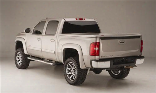 Undercover Tonneau Covers Undercover Tonneau Covers Se Smooth Hard Abs Hinged Tonneau Cover - Uc1066s Uc1066s Tonneau Cover