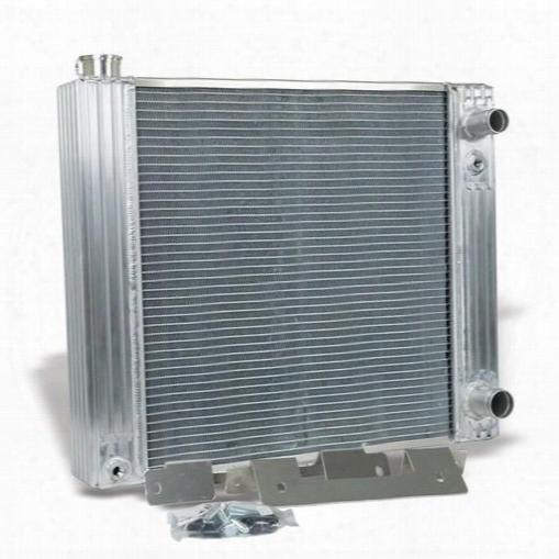 Flex-a-lite Flex-a-lite Direct-fit Flex-a-fit Radiator - 51068ls 51068ls Radiator Electric Fan Combination Kit