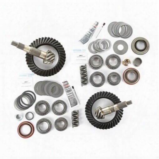 Alloy Usa Alloy Usa Tj Wrangler Front And Rear 4.88 Ring And Pinion Kit - 360025 360025 Ring And Pinions
