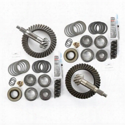 Alloy Usa Alloy Usa Tj Wrangler Front And Rear 5.13 Ring And Pinion Kit - 360035 360035 Ring And Pinions