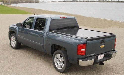 Retrax Retrax Retraxpro Retractable Tonneau Cover - 40431 40431 Tonneau Cover