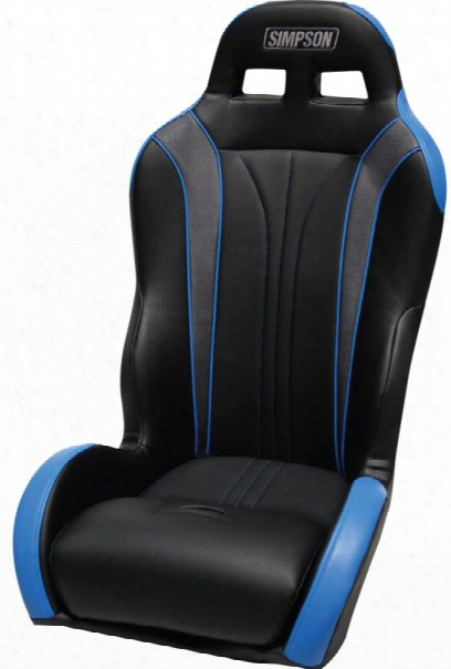 Simpson Racing Simpson Racing Vortex Front Seat - Lt. Blue - 101-317 101-317 Utv Seats