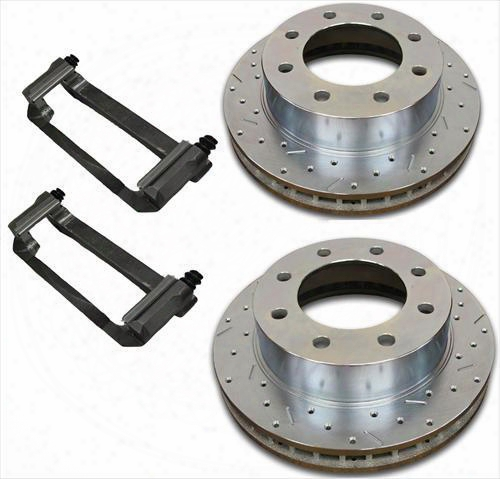 Stainless Steel Brakes Stainless Steel Brakes Caliper Relocation Kit - A126-67 A126-67 Brake Caliper Relocation Kit